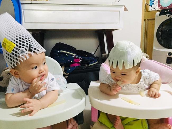 Sinh đôi 2 bé, tự một mình xoay xở nhưng mẹ 9X vẫn luyện con tự ngủ thành công nhờ phương pháp 6 bước - Ảnh 8.