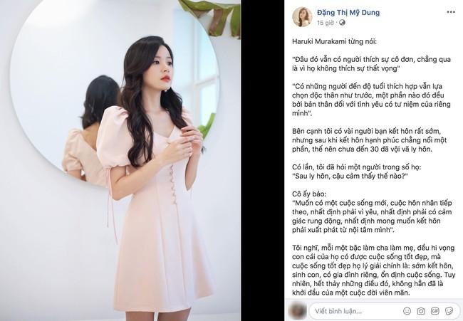 Trong khi Phan Thành muốn cưới vợ, Midu bất ngờ chia sẻ ẩn ý về hôn nhân nhưng lần này, dân mạng lại có phản ứng lạ - Ảnh 2.
