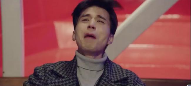 Cười ngất với 1.001 biểu cảm đáng xấu hổ của Lee Dong Wook khi chơi trò cảm giác mạnh - Ảnh 10.