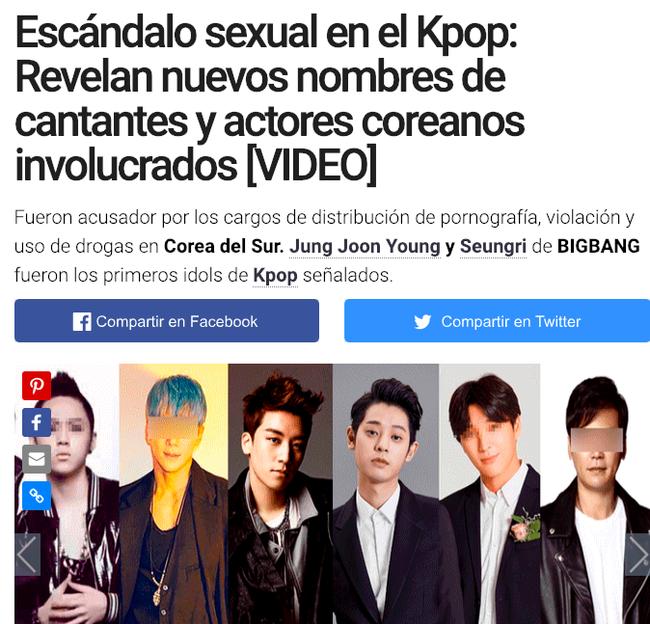 Showbiz Hàn chấn động với thông tin thành viên của EXO và BTS bất ngờ bị nghi dính dáng tới group chat sex - Ảnh 3.