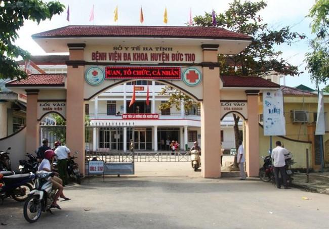 Hà Tĩnh: Phó giám đốc bệnh viện tử vong trong tư thế treo cổ tại nhà riêng - Ảnh 1.