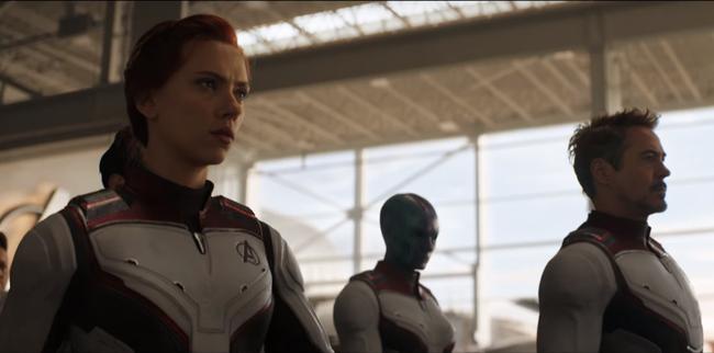 Ngày ấy đã đến: Avengers: Hồi kết tung trailer 2, khán giả háo hức ghép đôi Captain Marvel với... Thor - Ảnh 9.
