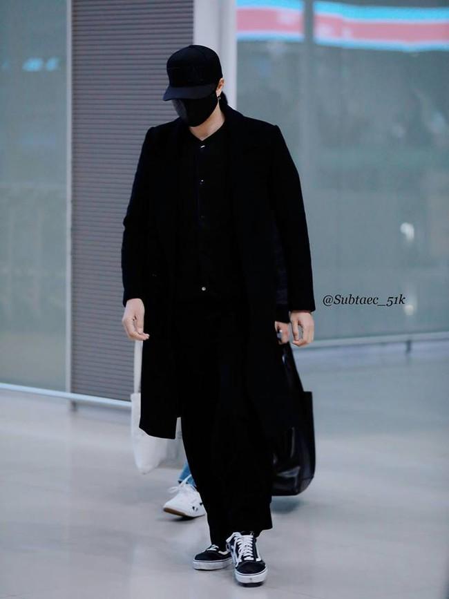 Giữa bão bùng scandal chấn động xứ Hàn, So Ji Sub vẫn nổi bần bật nhờ phong cách thời trang né phốt - Ảnh 1.