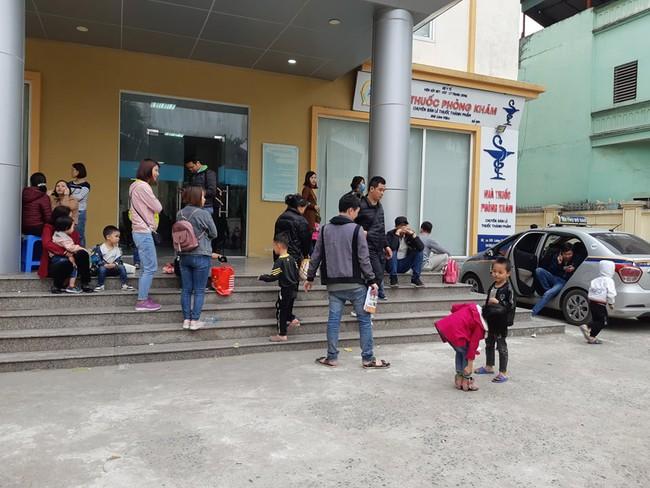 Bắc Ninh: Gần 400 học sinh mầm non nghi bị nhiễm khuẩn ấu trùng sán lợn phải xuống Hà Nội khám  - Ảnh 2.