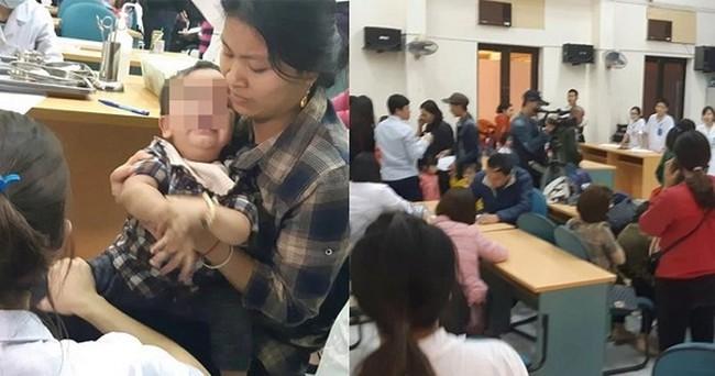 44 trẻ mầm non ở Bắc Ninh có kết quả dương tính với sán lợn - Ảnh 1.