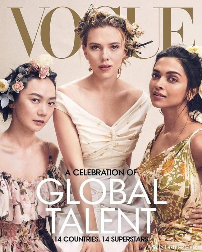 Angela Baby xuất sắc trở thành sao Trung đầu tiên lên bìa Vogue Mỹ danh tiếng, đọ sắc cùng 6 mỹ nhân quyền lực - Ảnh 2.