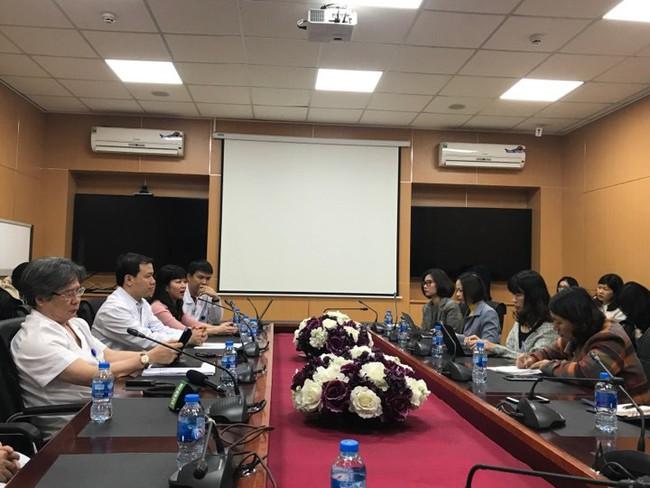"""Lần đầu tiên tại Việt Nam: """"Chia sẻ gan"""" từ người cho chết não để ghép cho hai bệnh nhân - Ảnh 2."""