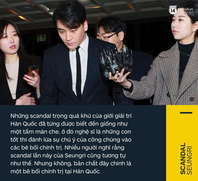 Không đơn giản chỉ là scandal trong giới giải trí, bê bối của Seungri lớn tới mức làm rung chuyển cả xã hội Hàn Quốc - Ảnh 7.