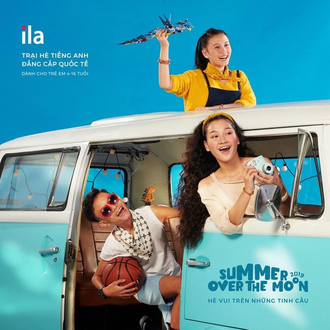 Trải nghiệm học tập, vui chơi, phát triển toàn diện cùng Trại hè Tiếng Anh ILA 2019 - Ảnh 3.