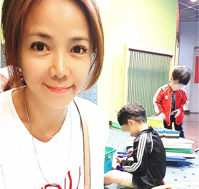 Con trai 4 tuổi không chịu ăn cơm, nữ diễn viên Đài Loan đã mạnh tay làm một điều khiến nhiều người trầm trồ - Ảnh 1.