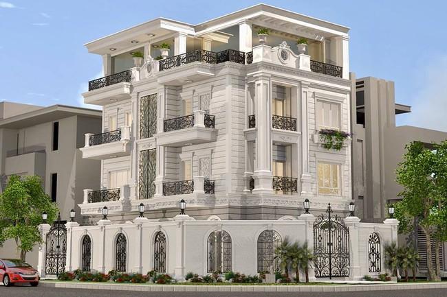 Hot mom Thủy Anh - bà xã ca sĩ Đăng Khôi hồi hộp khoe biệt thự mới đang xây, 4 tầng to đẹp lộng lẫy như lâu đài - Ảnh 2.