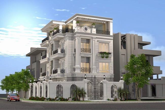 Hot mom Thủy Anh - bà xã ca sĩ Đăng Khôi hồi hộp khoe biệt thự mới đang xây, 4 tầng to đẹp lộng lẫy như lâu đài - Ảnh 3.
