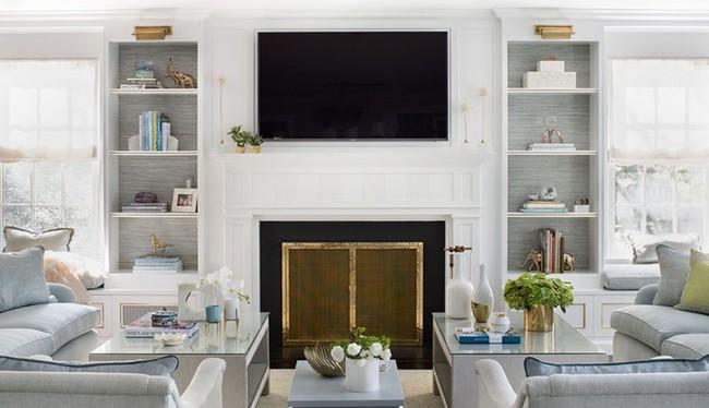 Những gợi ý chuẩn miễn chê để bạn được đồ nội thất hoàn hảo cho phòng khách gia đình - Ảnh 1.