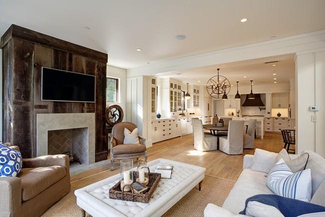 Những gợi ý chuẩn miễn chê để bạn được đồ nội thất hoàn hảo cho phòng khách gia đình - Ảnh 4.