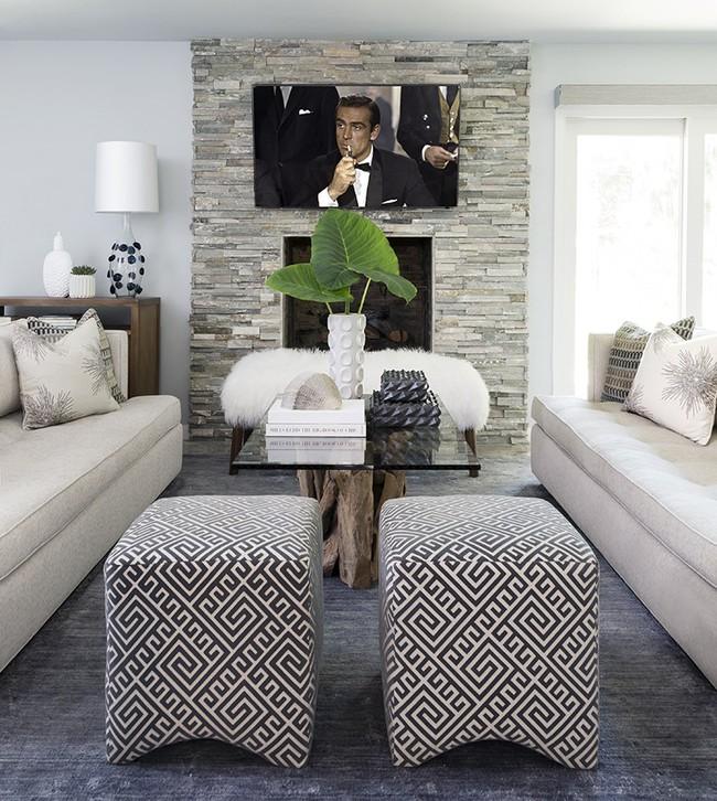 Những gợi ý chuẩn miễn chê để bạn được đồ nội thất hoàn hảo cho phòng khách gia đình - Ảnh 8.