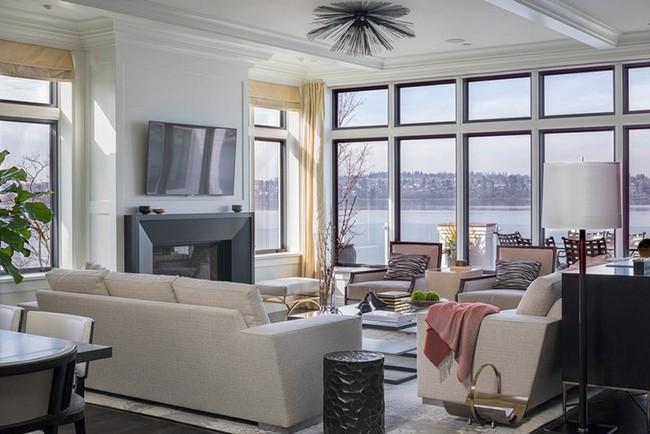 Những gợi ý chuẩn miễn chê để bạn được đồ nội thất hoàn hảo cho phòng khách gia đình - Ảnh 9.