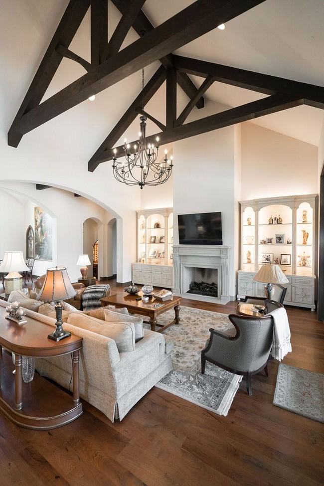 Những gợi ý chuẩn miễn chê để bạn được đồ nội thất hoàn hảo cho phòng khách gia đình - Ảnh 13.
