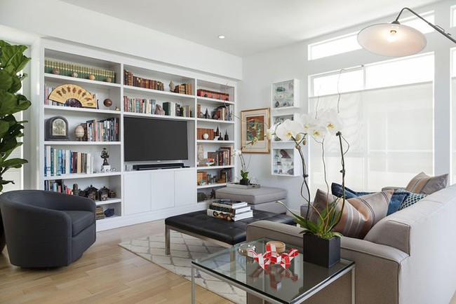 Những gợi ý chuẩn miễn chê để bạn được đồ nội thất hoàn hảo cho phòng khách gia đình - Ảnh 20.