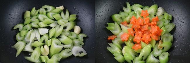Bữa tối mà lười thì chỉ cần mỗi đĩa rau củ xào tôm ăn với cơm là ngon và đủ chất - Ảnh 3.