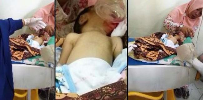 Thấy cháu sơ sinh mới được 10 ngày tuổi khóc mãi không dứt, bà tưởng cháu đói nên mang thứ này cho ăn rồi phải ân hận cả đời - Ảnh 1.