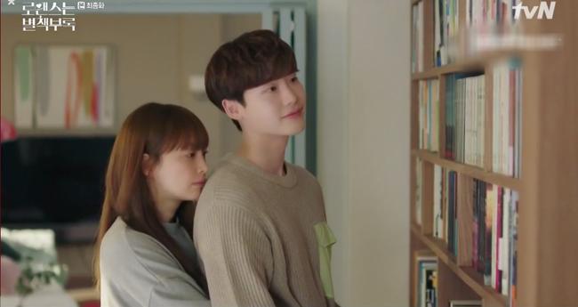 Phụ lục tình yêu: Đến tận tập cuối rồi mà Lee Jong Suk và vợ Won Bin - Lee Na Young vẫn cứ hôn hít, quấn quýt thế này - Ảnh 1.