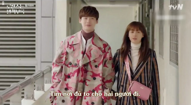 Phụ lục tình yêu: Đến tận tập cuối rồi mà Lee Jong Suk và vợ Won Bin - Lee Na Young vẫn cứ hôn hít, quấn quýt thế này - Ảnh 5.
