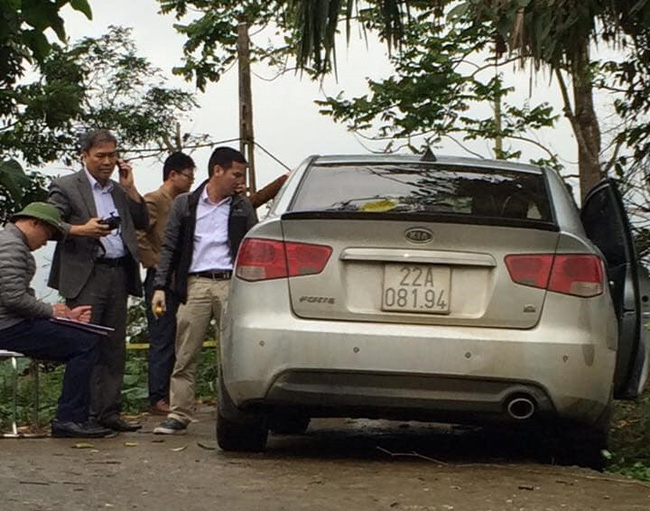 Tuyên Quang: Tài xế van xin tha mạng vì có con nhỏ nhưng vẫn bị đối tượng bắn vào đầu - Ảnh 2.