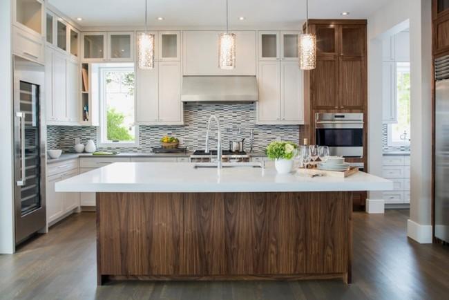 Có nên sử dụng sàn gỗ trong nhà bếp và phòng tắm? - Ảnh 3.