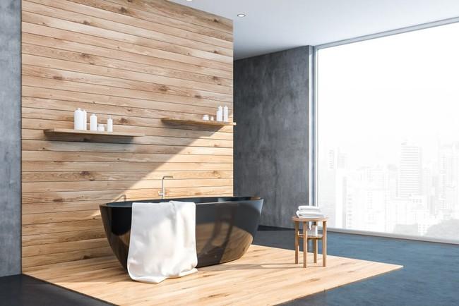 Có nên sử dụng sàn gỗ trong nhà bếp và phòng tắm? - Ảnh 7.