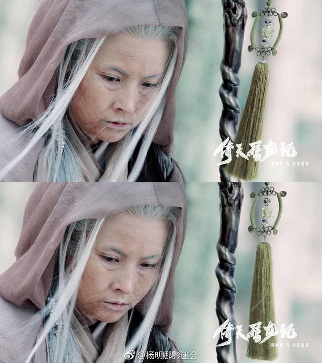 Tân Ỷ thiên đồ long ký: Bất ngờ với nhan sắc chim sa cá lặn của Kim Hoa bà bà  - Ảnh 6.