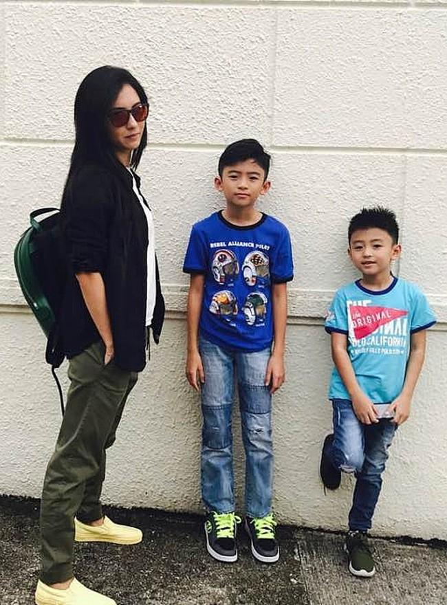 Dù có mạnh mẽ thế nào thì Trương Bá Chi vẫn là một người phụ nữ đáng thương: Bị bạn trai bỏ khi đang mang thai, sinh con xong 1 mình chống đỡ dư luận? - Ảnh 4.
