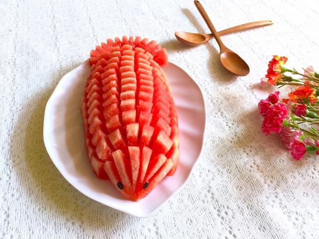 Lác mắt với những cách cắt xếp trái cây đẹp mê hồn của mẹ đảm Sài Gòn - Ảnh 9.