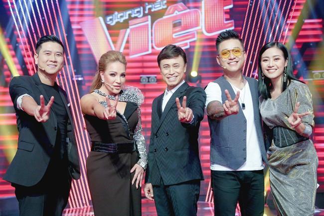 The Voice 2019: Lộ diện chủ nhân của chiếc ghế lời nguyền sau Thu Minh - Mỹ Tâm - Ảnh 2.