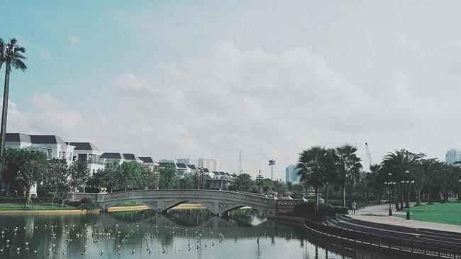 6 công viên cực đẹp, nhiều góc sống ảo mà bạn chưa biết ở Sài Gòn thì thật đáng tiếc - Ảnh 1.