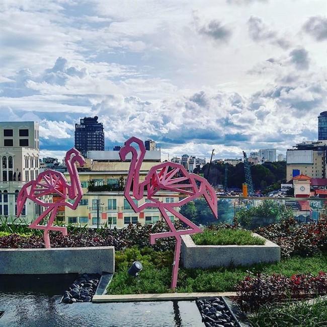 6 công viên cực đẹp, nhiều góc sống ảo mà bạn chưa biết ở Sài Gòn thì thật đáng tiếc - Ảnh 11.