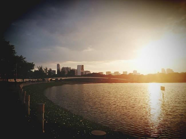 6 công viên cực đẹp, nhiều góc sống ảo mà bạn chưa biết ở Sài Gòn thì thật đáng tiếc - Ảnh 17.