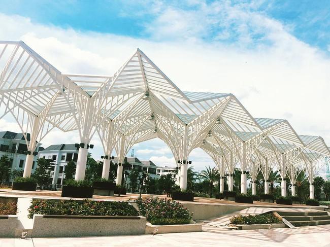 6 công viên cực đẹp, nhiều góc sống ảo mà bạn chưa biết ở Sài Gòn thì thật đáng tiếc - Ảnh 2.