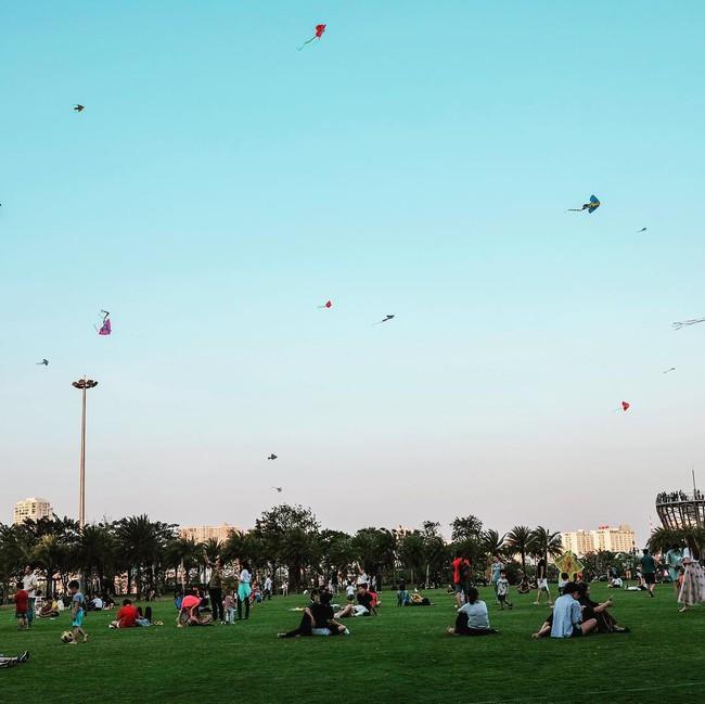 6 công viên cực đẹp, nhiều góc sống ảo mà bạn chưa biết ở Sài Gòn thì thật đáng tiếc - Ảnh 3.