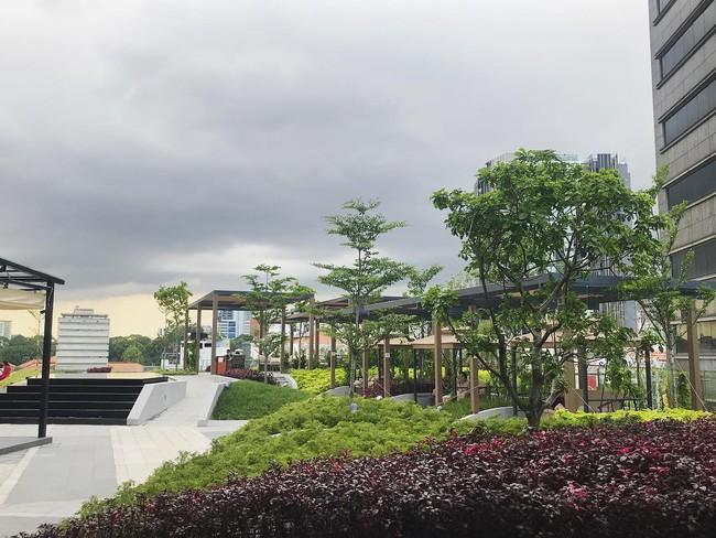 6 công viên cực đẹp, nhiều góc sống ảo mà bạn chưa biết ở Sài Gòn thì thật đáng tiếc - Ảnh 7.