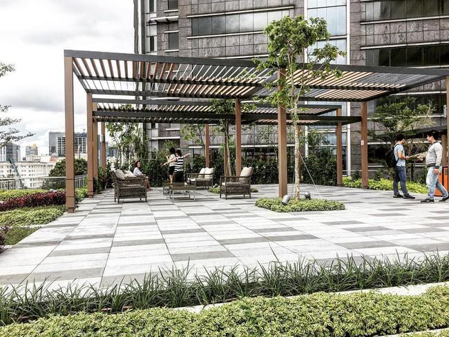 6 công viên cực đẹp, nhiều góc sống ảo mà bạn chưa biết ở Sài Gòn thì thật đáng tiếc - Ảnh 8.