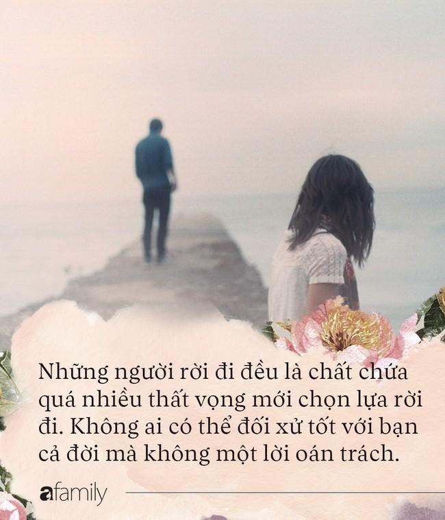 Người yêu bạn vẫn có thể là kẻ qua đường, người sẵn lòng ở bên bạn cả đời mới thực là người nhà - Ảnh 5.