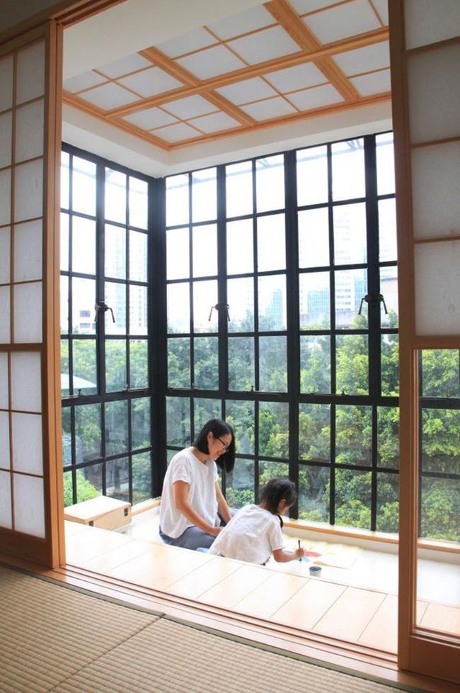 Căn hộ 83m² của gia đình trẻ ở Nhật đẹp cuốn hút nhờ có khu vực lưu trữ thông minh - Ảnh 23.