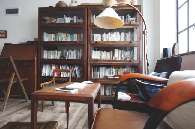 Căn hộ 83m² của gia đình trẻ ở Nhật đẹp cuốn hút nhờ có khu vực lưu trữ thông minh - Ảnh 11.