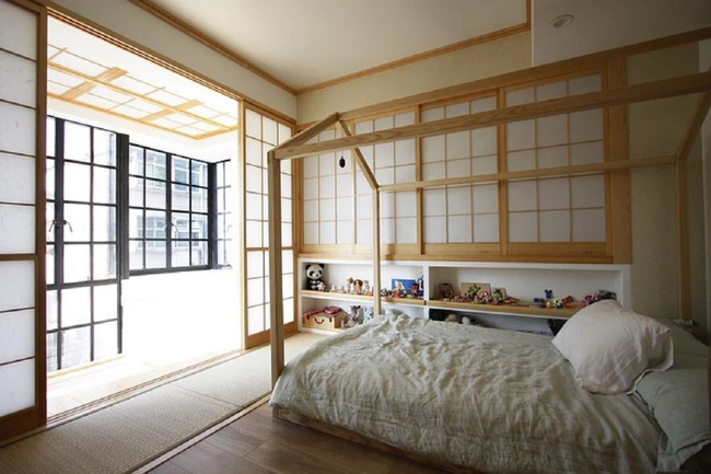 Căn hộ 83m² của gia đình trẻ ở Nhật đẹp cuốn hút nhờ có khu vực lưu trữ thông minh - Ảnh 22.