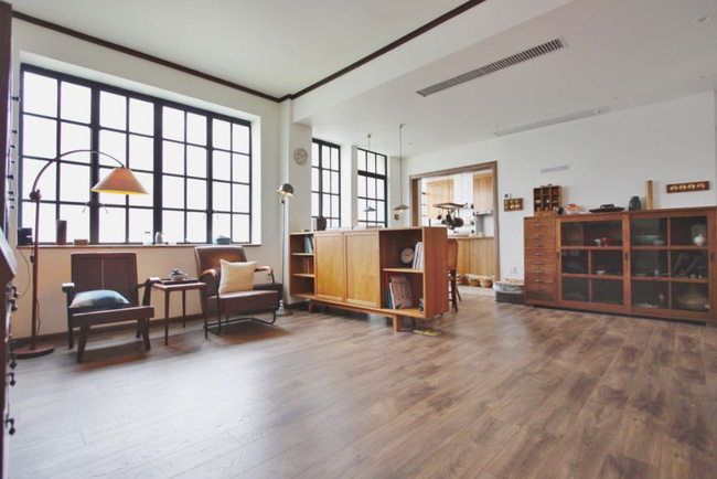 Căn hộ 83m² của gia đình trẻ ở Nhật đẹp cuốn hút nhờ có khu vực lưu trữ thông minh - Ảnh 10.