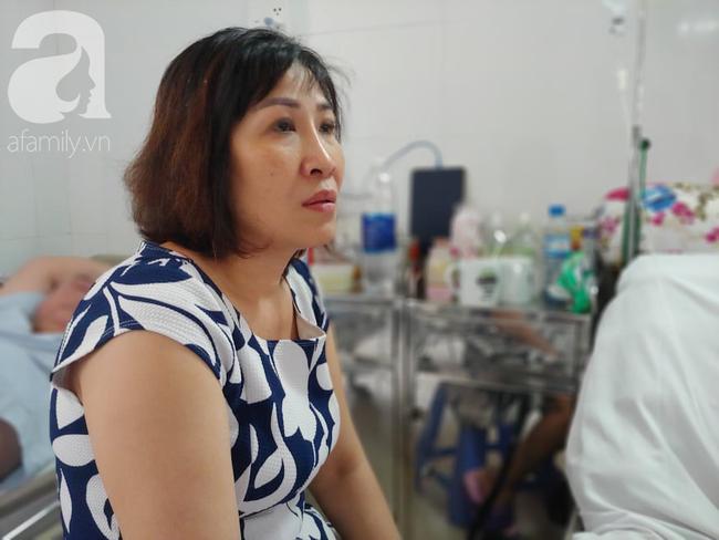 Mẹ vui mừng khi con trai bị vỡ nát đại tràng được bác sĩ cứu sống thần kì, dù liên tục đòi chuyển viện - Ảnh 5.