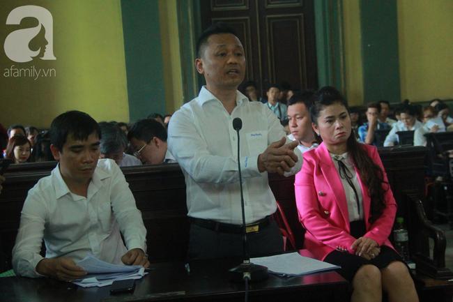 Luật sư bà Thảo phản bác: Ông Vũ nói không quan tâm đến tiền nhưng cứ đòi chia 2.102 tỷ - Ảnh 1.