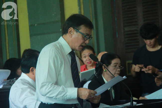Luật sư bà Thảo phản bác: Ông Vũ nói không quan tâm đến tiền nhưng cứ đòi chia 2.102 tỷ - Ảnh 6.