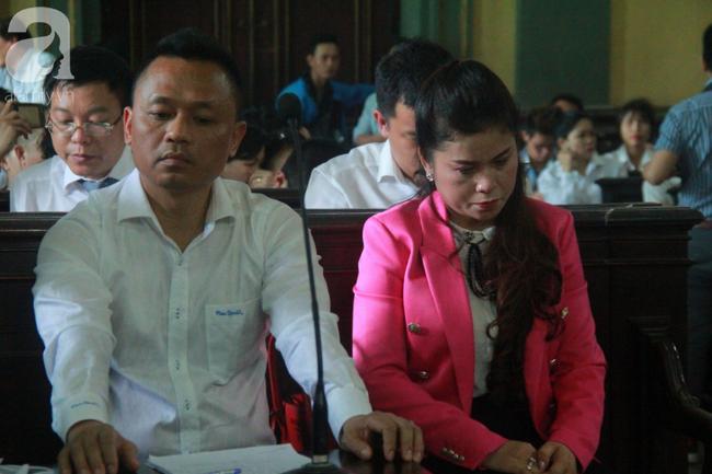 Luật sư bà Thảo phản bác: Ông Vũ nói không quan tâm đến tiền nhưng cứ đòi chia 2.102 tỷ - Ảnh 7.