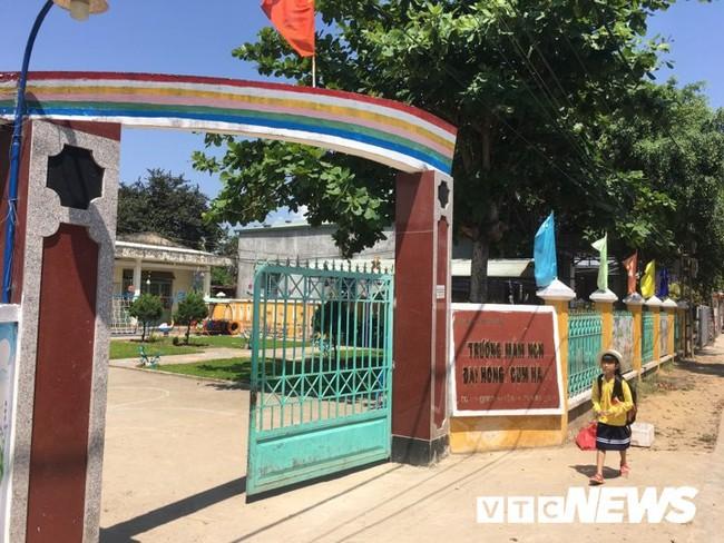 Phụ huynh ở Quảng Nam tố giáo viên đánh vào đầu khiến con trai bị chấn động não - Ảnh 3.